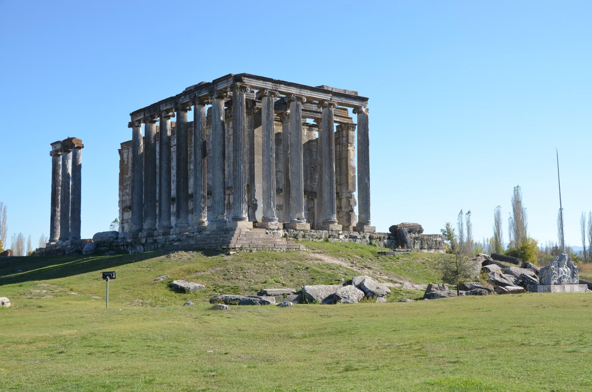 Aizanoi Zeus Temple