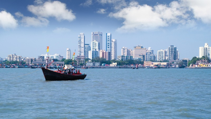 Mumbai Skylines