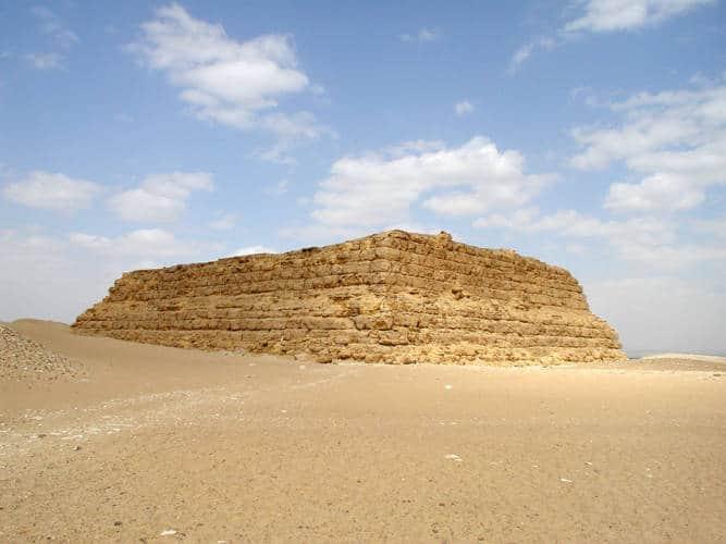 The Mastabat al-Fir'aun at Saqqara
