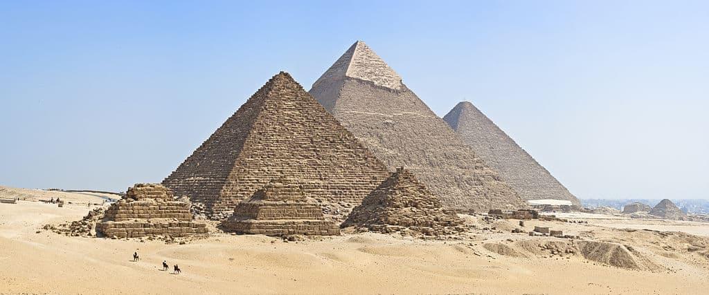 Pyramids of the Giza Necropolis
