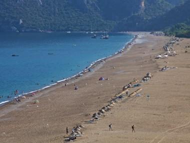 Çıralı beach