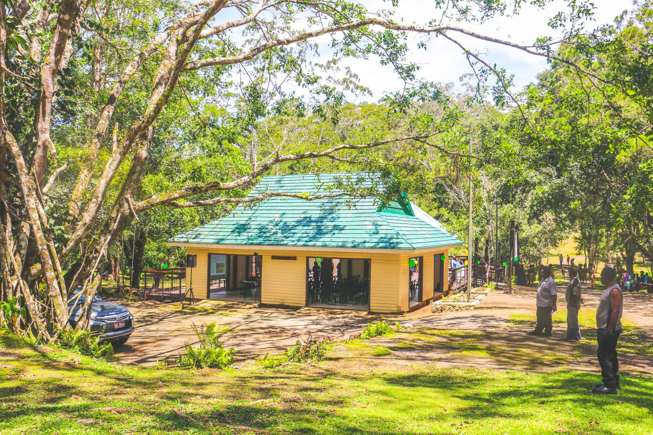 Varirata National Park Information Building