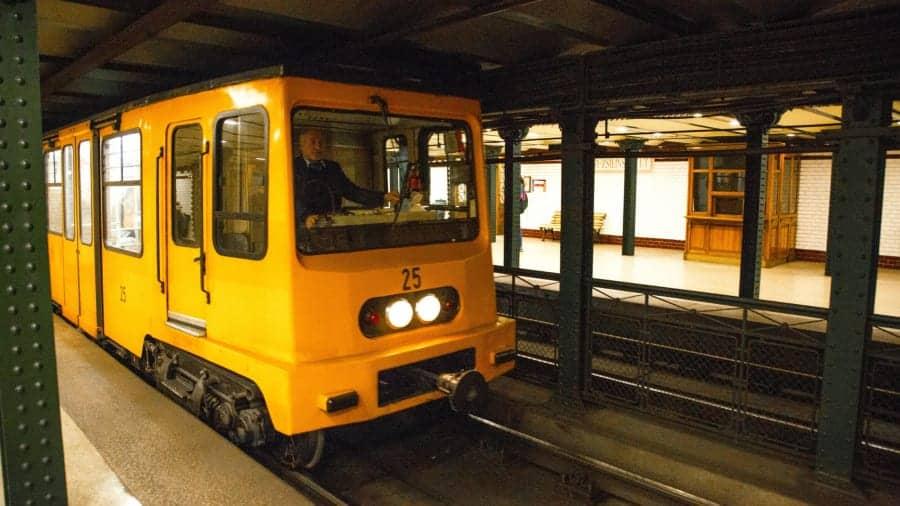 Budapest Metro Line 1