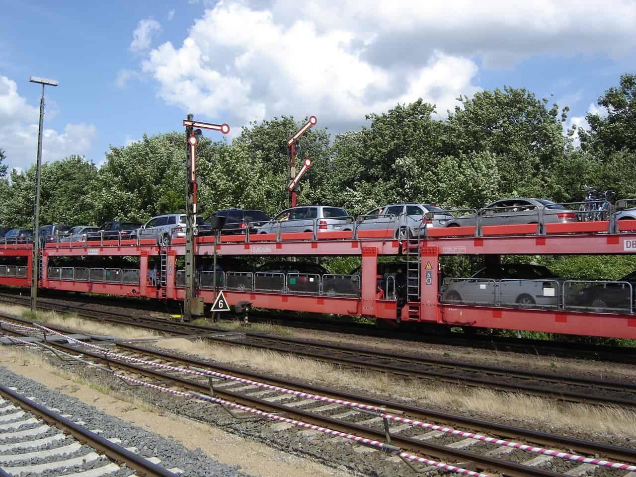 Sylt car train