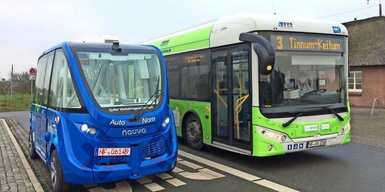 Sylt buses