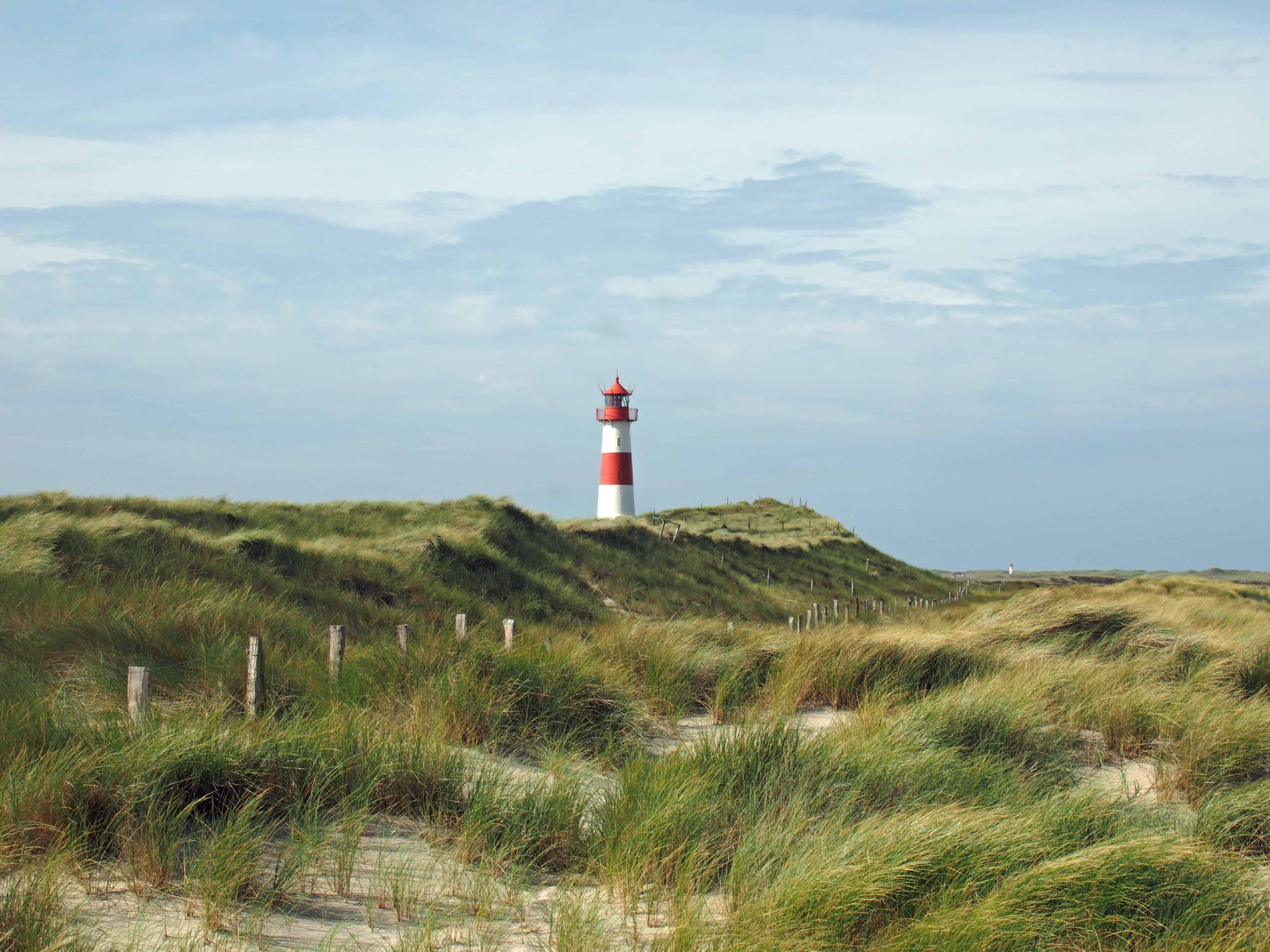 Leuchtturm List Ost lighthouse