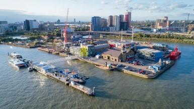 Trinity Bouy Wharf