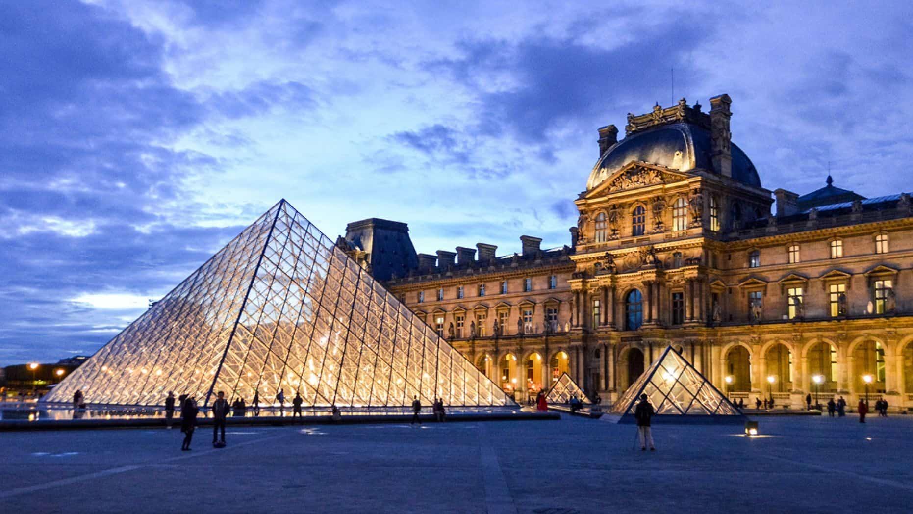 Louvre Museum of Paris