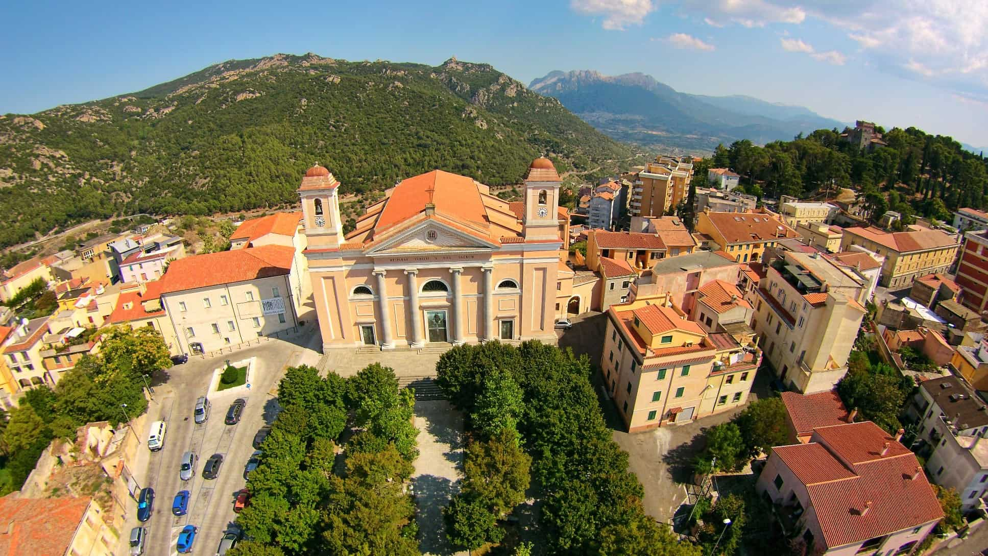 Nuoro Di Santa Maria Cathedral