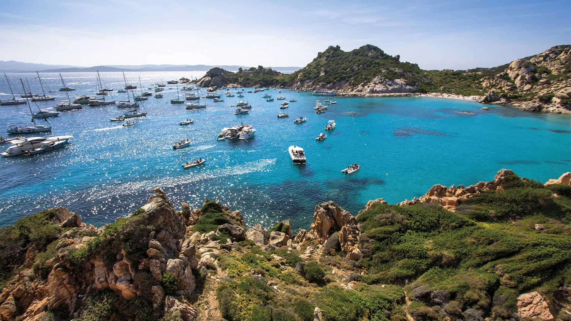 La Maddalena Archipelago tours