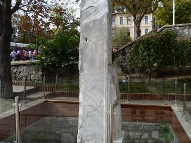 Milion Stone located in Sultanahmet
