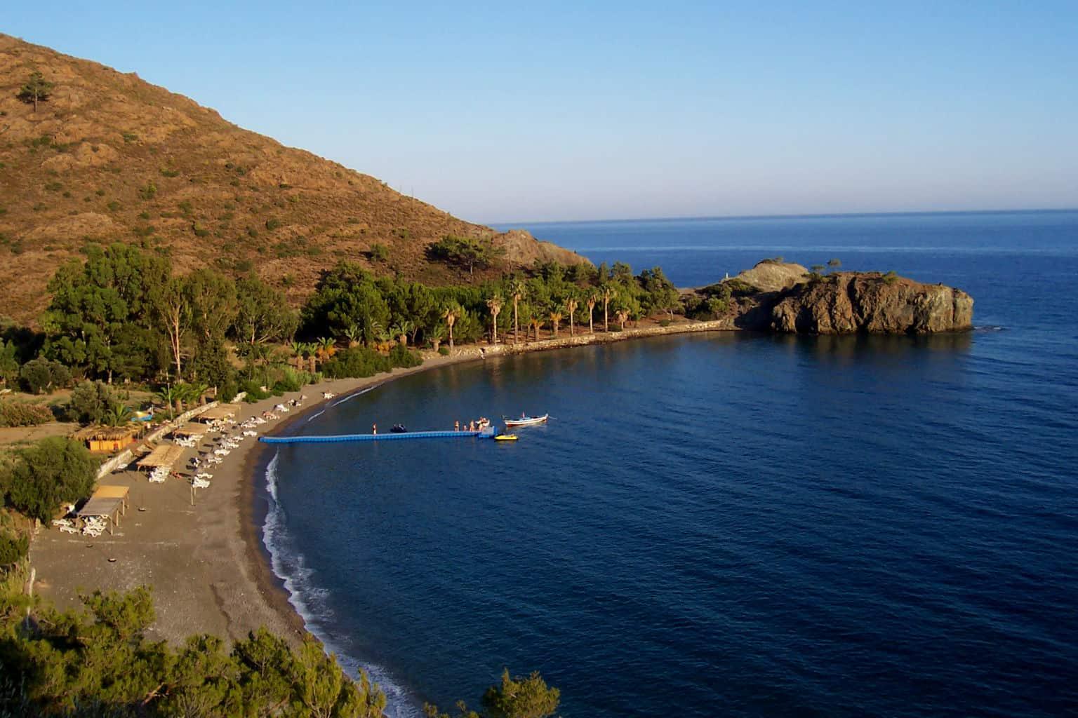 Datca Mesudiye Kizilbuk Beach