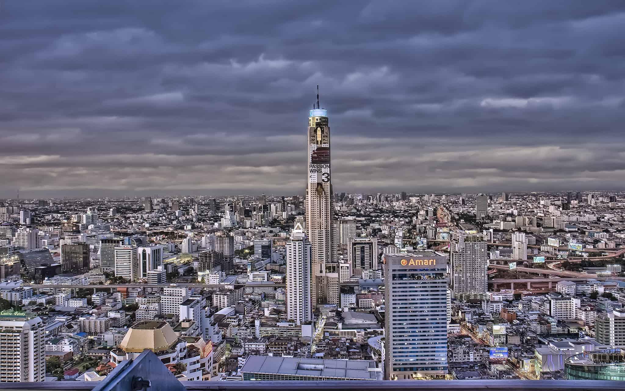 Image of Baiyoke Sky Hotel