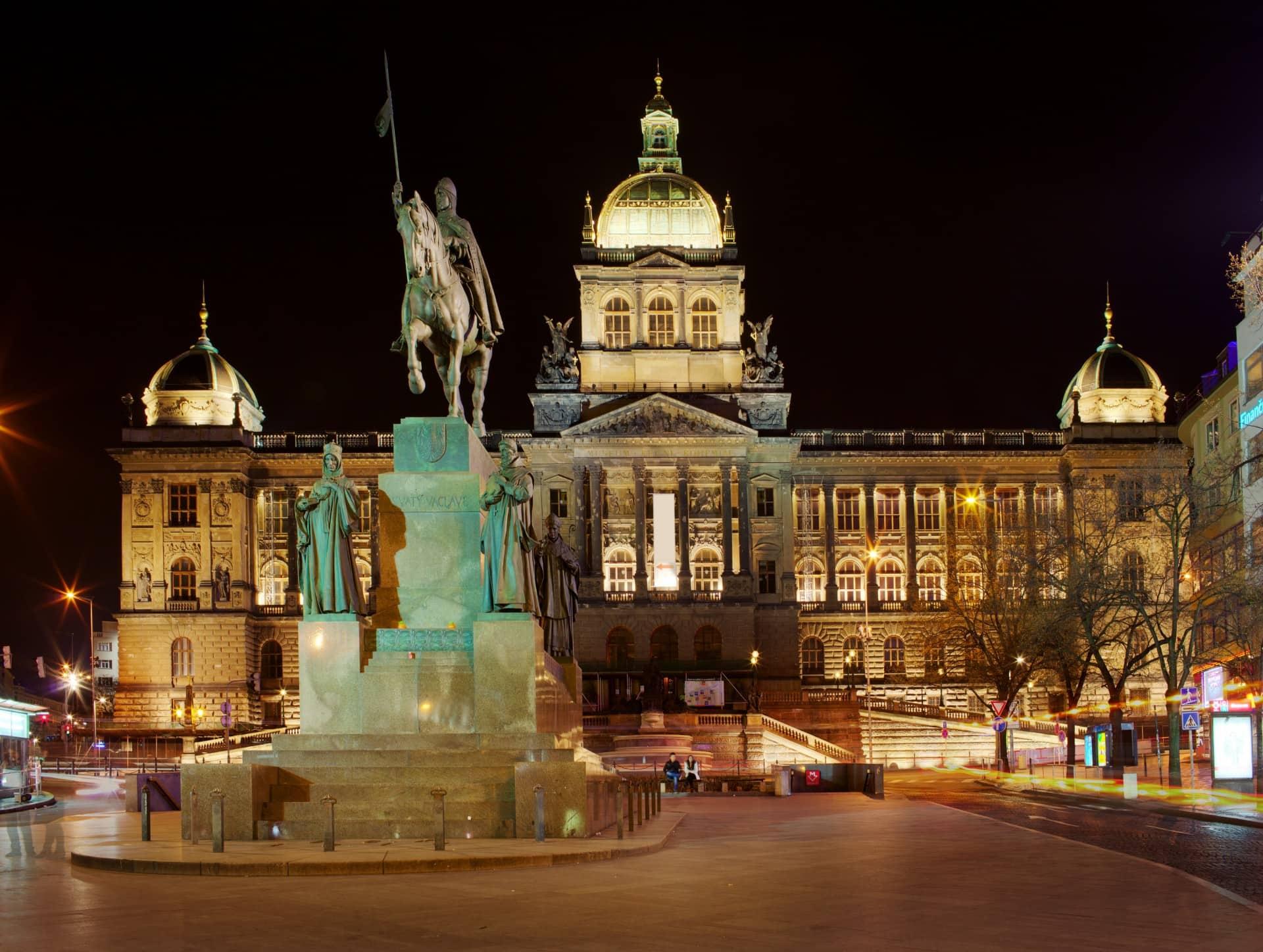 Prague National Museum (Národní Muzeum)