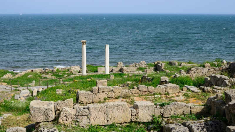 The Ancient City of Tharros