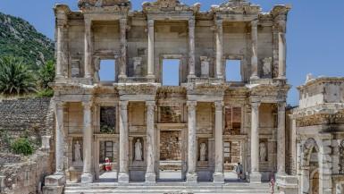 Ephesus Celsus Library