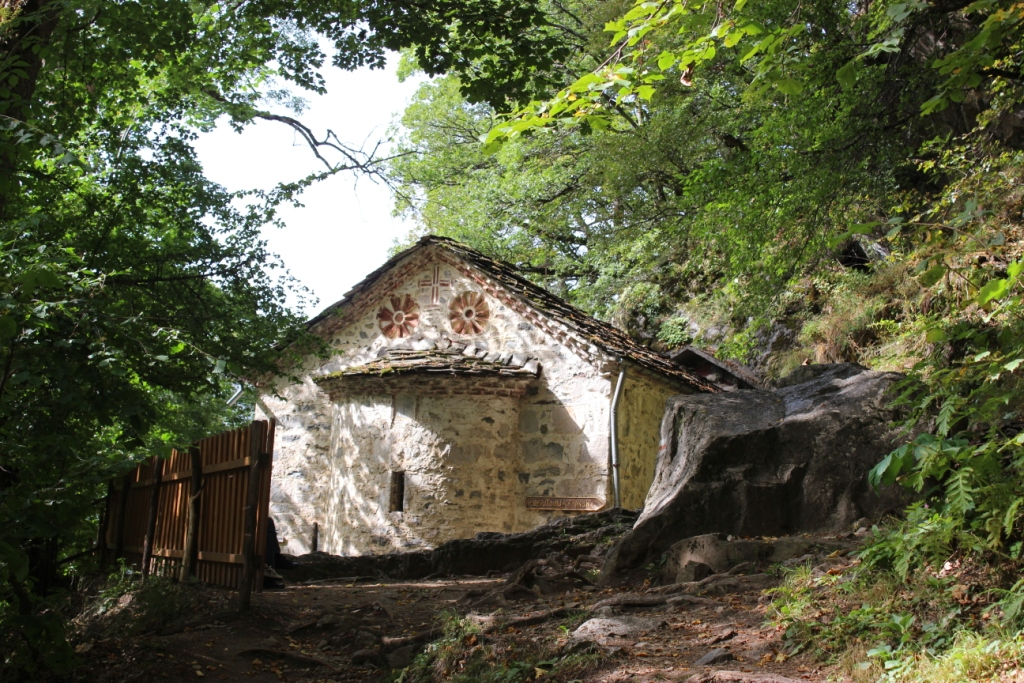Old Hermitage at Rila Monastery