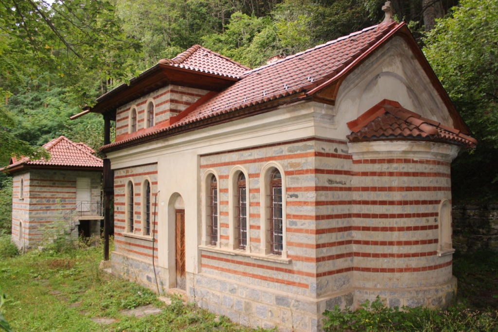 The Hermitage of St. Theodosius at Rila Monastery